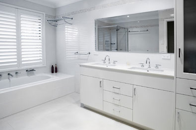 View Photo: Bathroom Mirrors & Chrome Accessories
