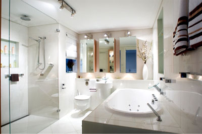 View Photo: Contemporary Bathroom