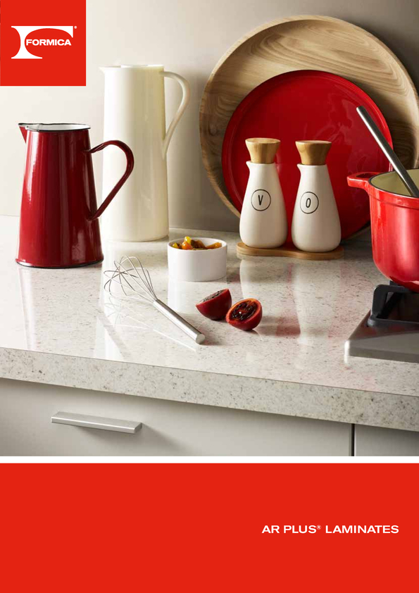Browse Brochure: Formica AR Plus Laminates