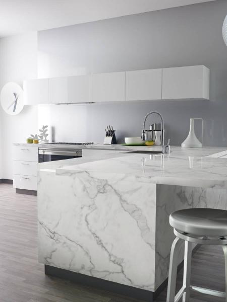 View Photo: Laminex 180fx in Carrera Marble