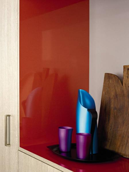 View Photo: Laminex Colour Palette Jalapeno Gloss