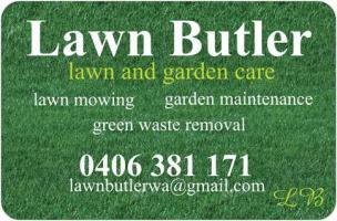 Lawn Butler