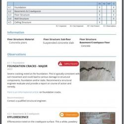 View Photo: Leading Building & Pest Inspections Sample pre-purchase building report