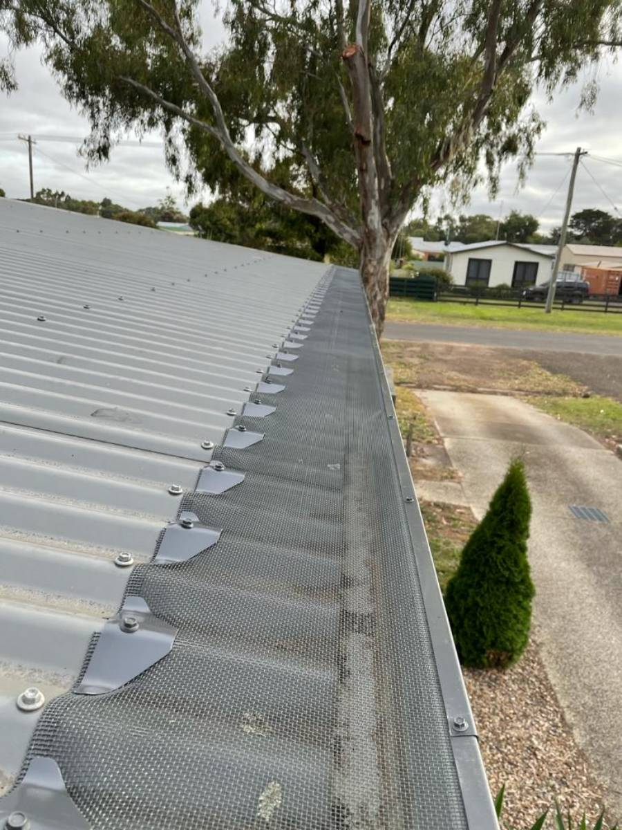 View Photo: Leafbusters Gutter Guard for fire zones