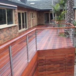 View Photo: Merbau Decking  Project Donvale. Designed and installed by Leisure Decking Melbourne
