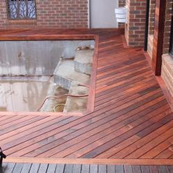 View Photo: Pool Decking