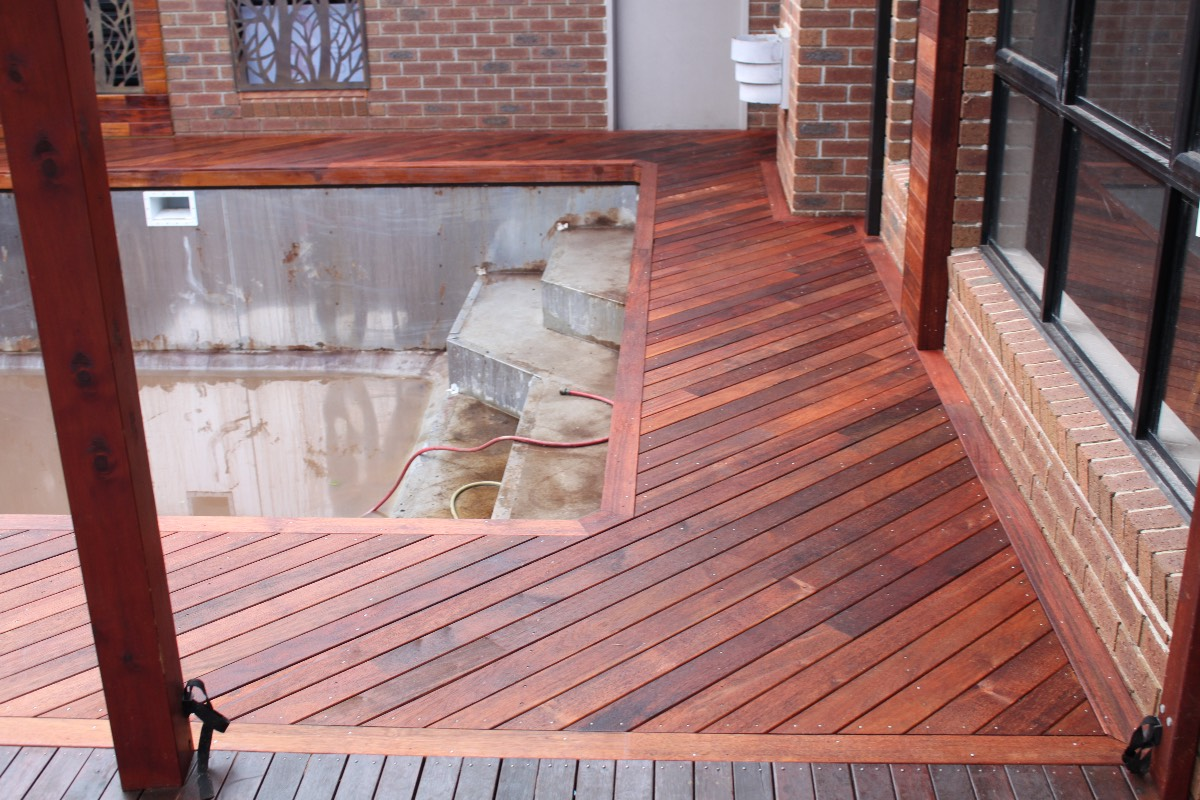 View Photo: Pool Decking
