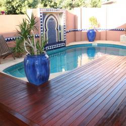 View Photo: Spanish pool Decking