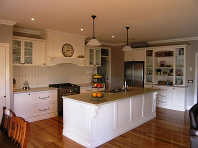 Kitchen Design for a Happy Home