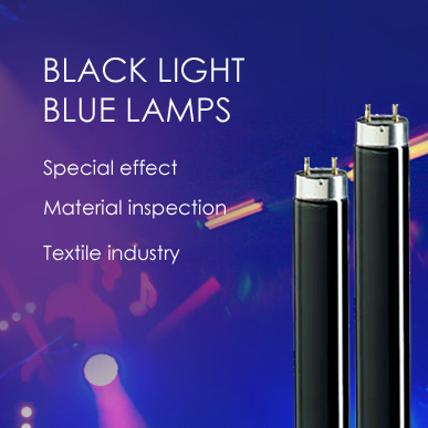 Read Article: Black Lights and Blacklight Blue lamps - Get to know them!