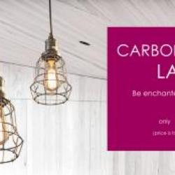 View Photo: Carbon Filament Lamp 25W Edison Screw