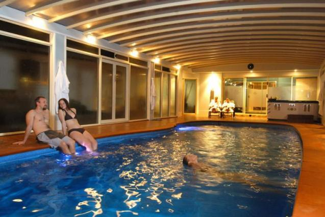 View Photo: Indoor Pool Cover