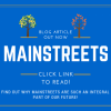 WHY MAIN STREETS ARE A BIG PART OF OUR FUTURE