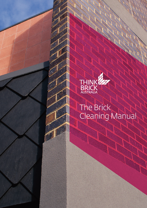 Browse Brochure: Brick Cleaning