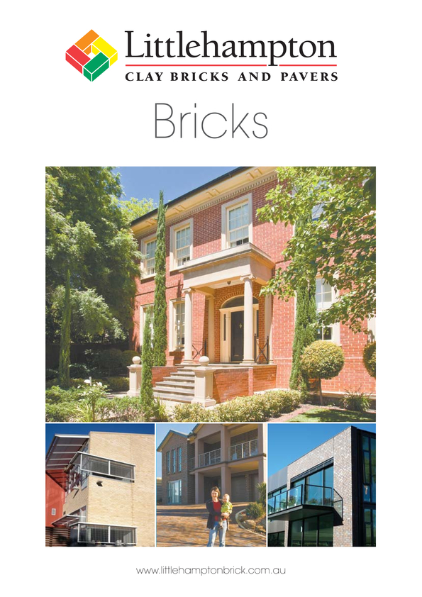 Browse Brochure: The Brick Brochure