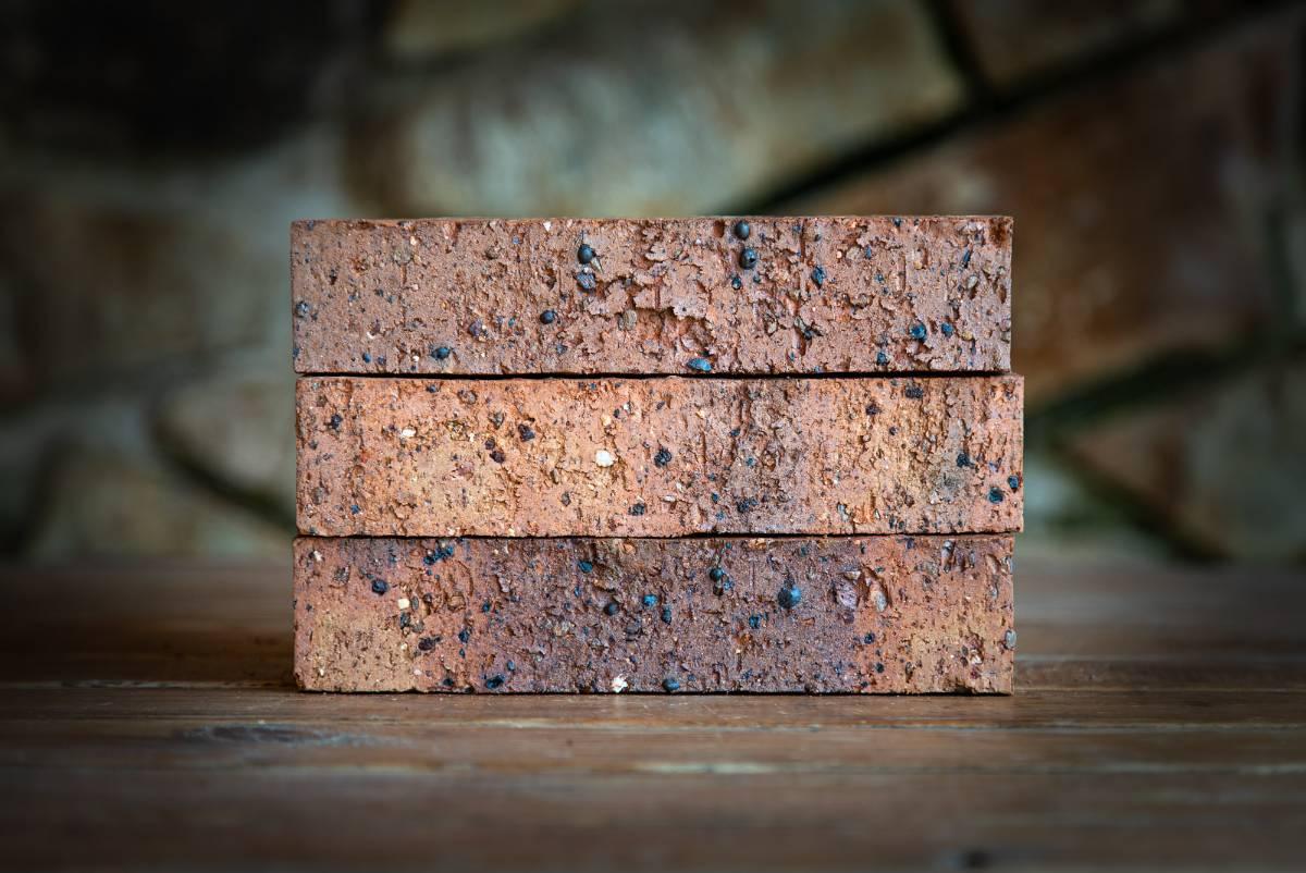 Slim 50mm profile bricks - Siena