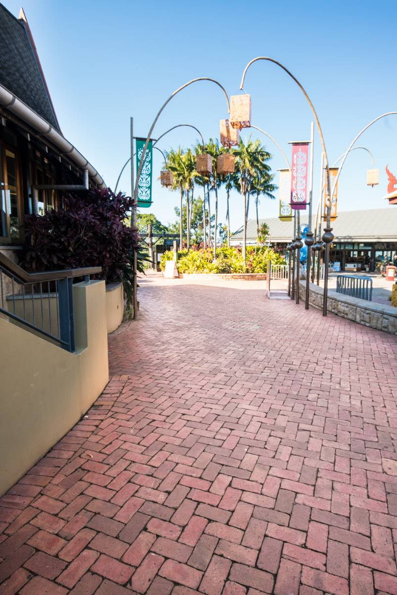 View Photo: Taronga Zoo, Sydney - Old Red Cobblestone Pavers