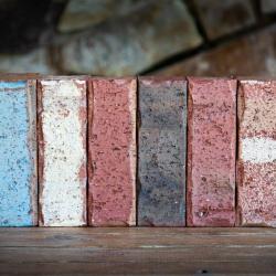View Photo: The Maclaren Brick has a 100% bespoke finishing process.