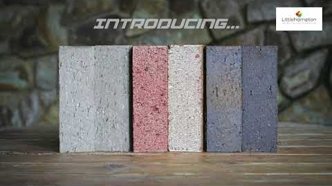 Watch Video: Introducing: STARDUST Slim Clay Pavers - Colour Range