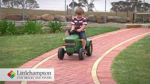 Watch Video: Littlehampton Clay Bricks and Pavers TV Ad 2018