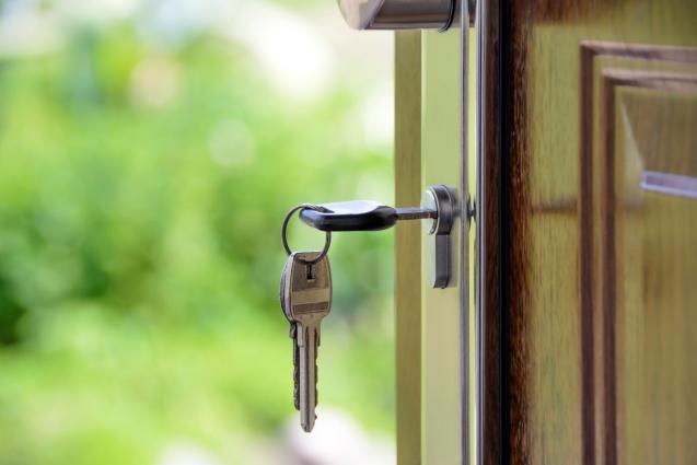 Read Article: Five Important Security Tips for Moving into Your New Home