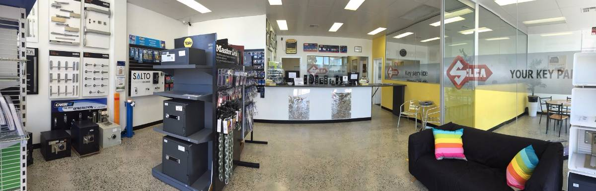 Inside our Cannington Store