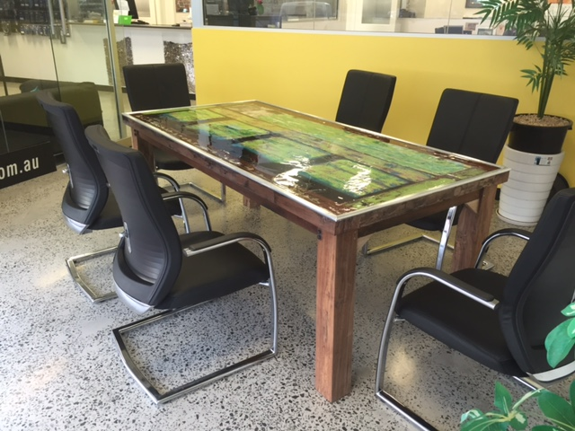 View Photo: Our Old Door Boardroom Table