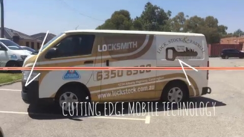 Watch Video: Anniversary Lock Stock and Farrell Perth Locksmith