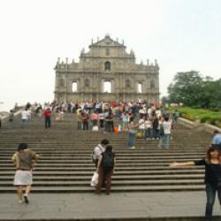 View Photo: Non Feng Shui Stair Case
