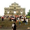 Non Feng Shui Stair Case