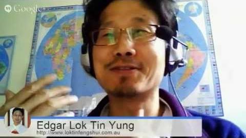 Watch Video: Hangouts Feng Shui Talk with Dr Mavi Glinoga