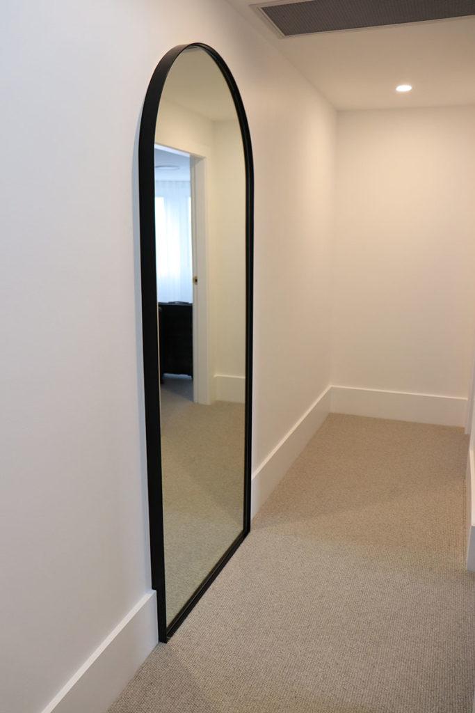 View Photo: Custom Steel Framed Mirror