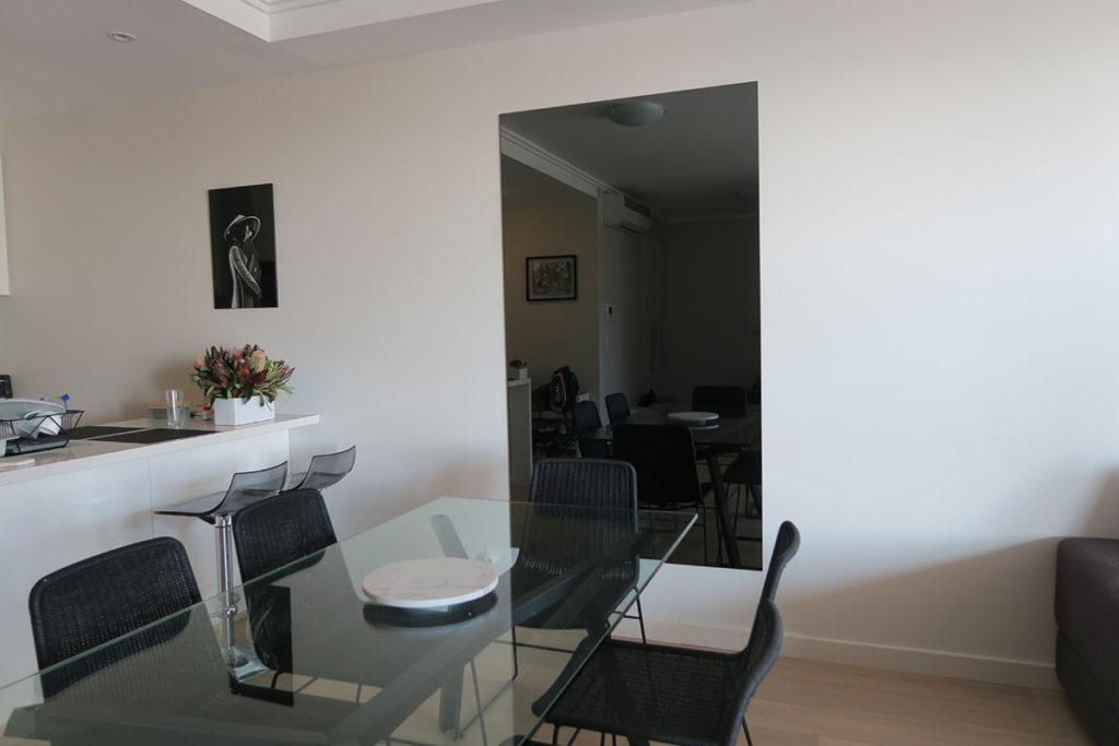 View Photo: Frameless Grey Mirrors 1900x1100mm