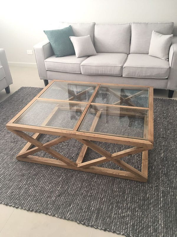 View Photo: Glass Coffee Table Top