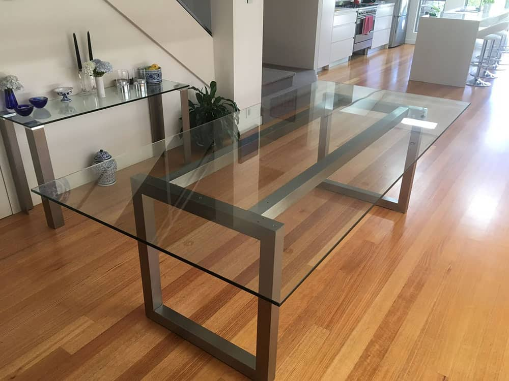 View Photo: Glass Table Top Project March 2018
