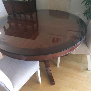 View Photo: Round Glass Table Top