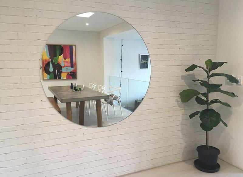 View Photo: Round Mirror