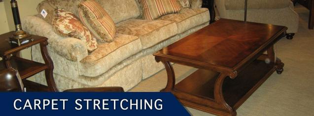 All about Carpet Re-stretching