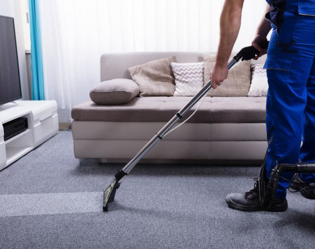 Read Article: Tricks For Making Carpet Cleaning Easier