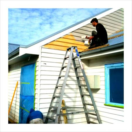 View Photo: Working on house in yarraville