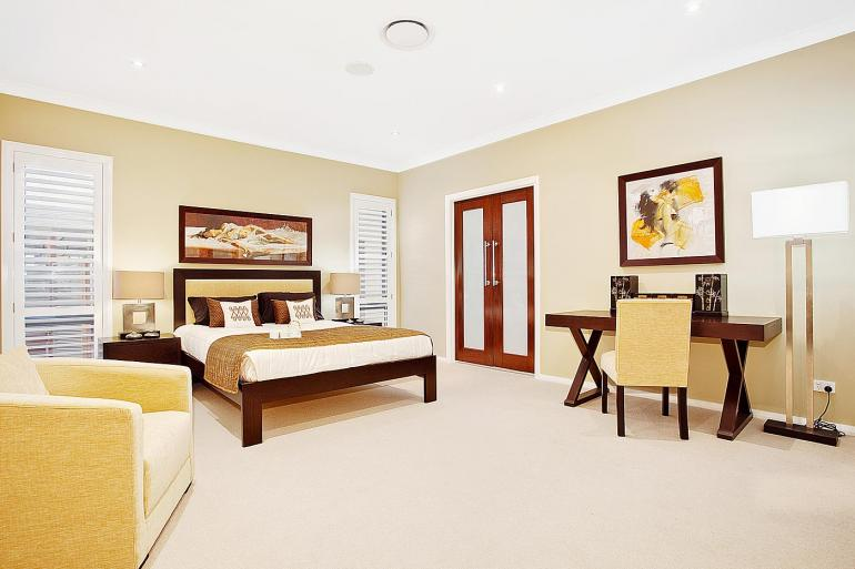 View Photo: The Beach House - Master Bedroom