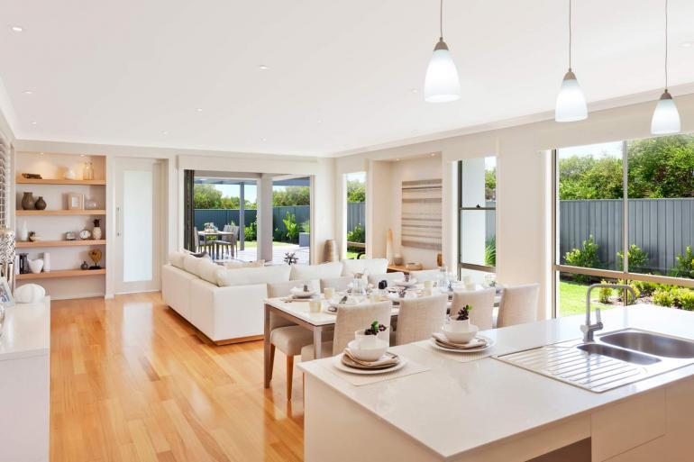 View Photo: The Bordeaux - Kitchen