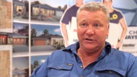 Watch Video : Talking McDonald Jones Steel Framed Homes with Scott Cam