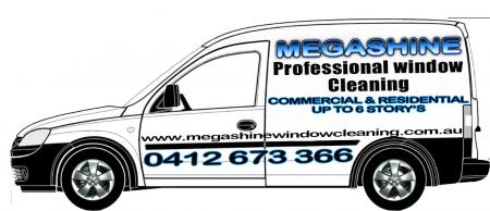 Megashine Window Cleaning
