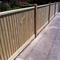 View Photo: Picket fence - Flat top