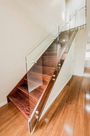 Read Article: Stunning Glass & Stainless Steel Staircase