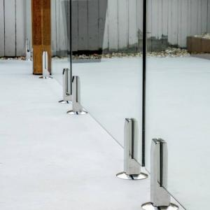 View Photo: Core Drilled Stainless Steel Spigots