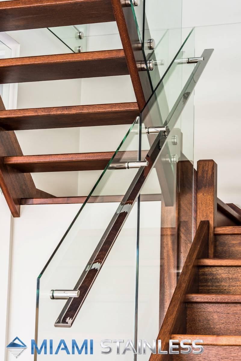 View Photo: Custom made handrail