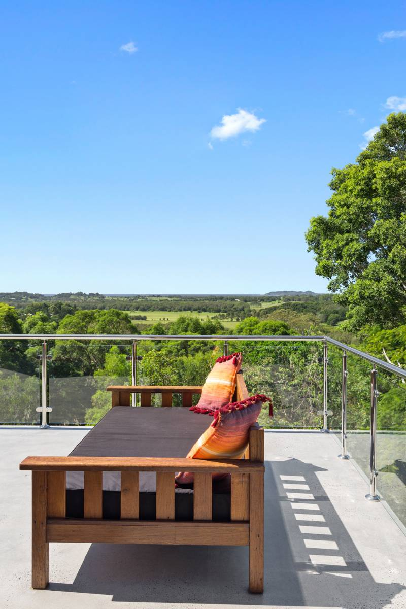 View Photo: Glass Balustrade with Stainless Steel Posts & Handrail