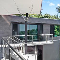 View Photo: Glass & Wire Balustrade